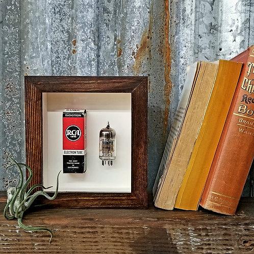 Small RCA Shadow Box