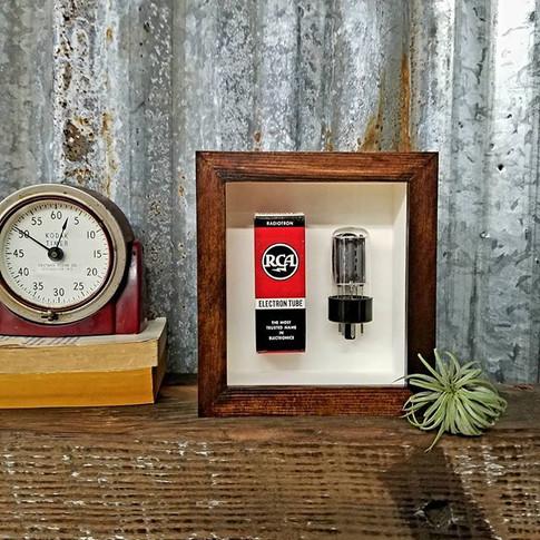 Custom Wood Shadowbox