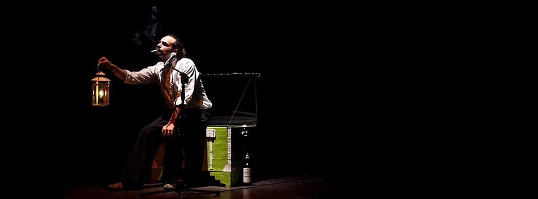 Andrea Acciai | Teatro e Formazione | Bologna | Ubu Re