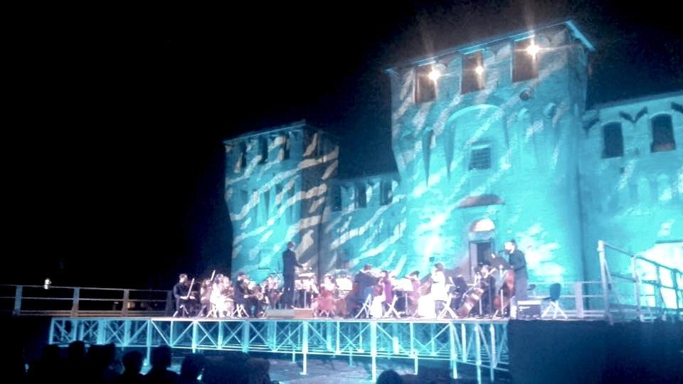 Andrea Acciai | Teatro e Formazione | Bologna | Pierino e il lupo | Orchestra Senzaspine