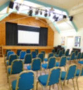 Uley Village Hall Theatre Venue