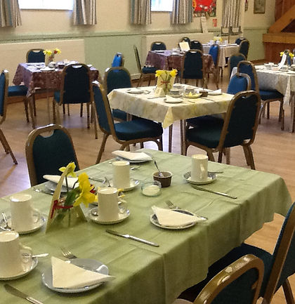 Uley Village Hall available for hire