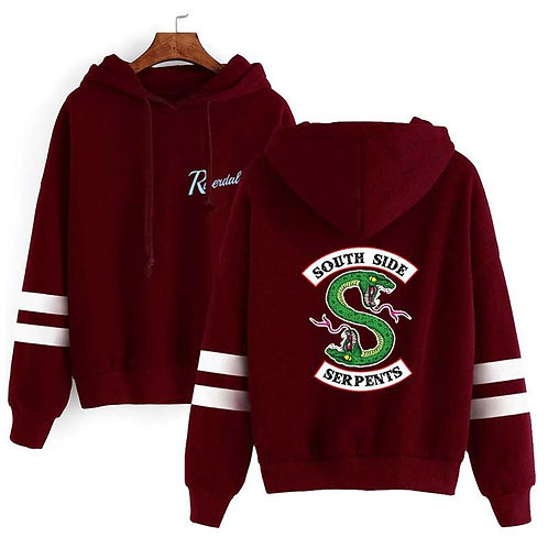 Riverdale Southside Serpents Sweatshirt Hoodie For Women
