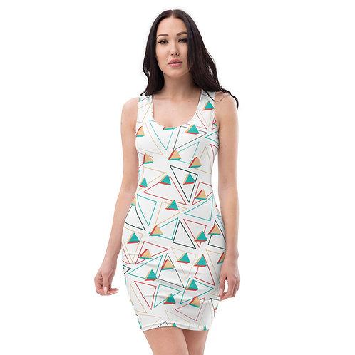 Vilasi Sublimation Cut & Sew Dress