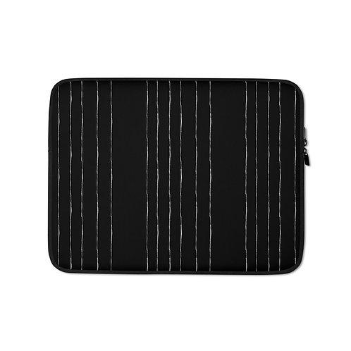 Vilasi striped Laptop Sleeve