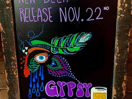 Gypsy Tears Czech Pilsner