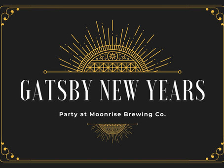 New Years Eve Party at Moonrise Brewing Co.