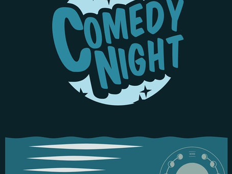 Comedy Night at Moonrise Brewing Co.