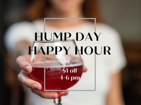 Wednesday Happy Hour