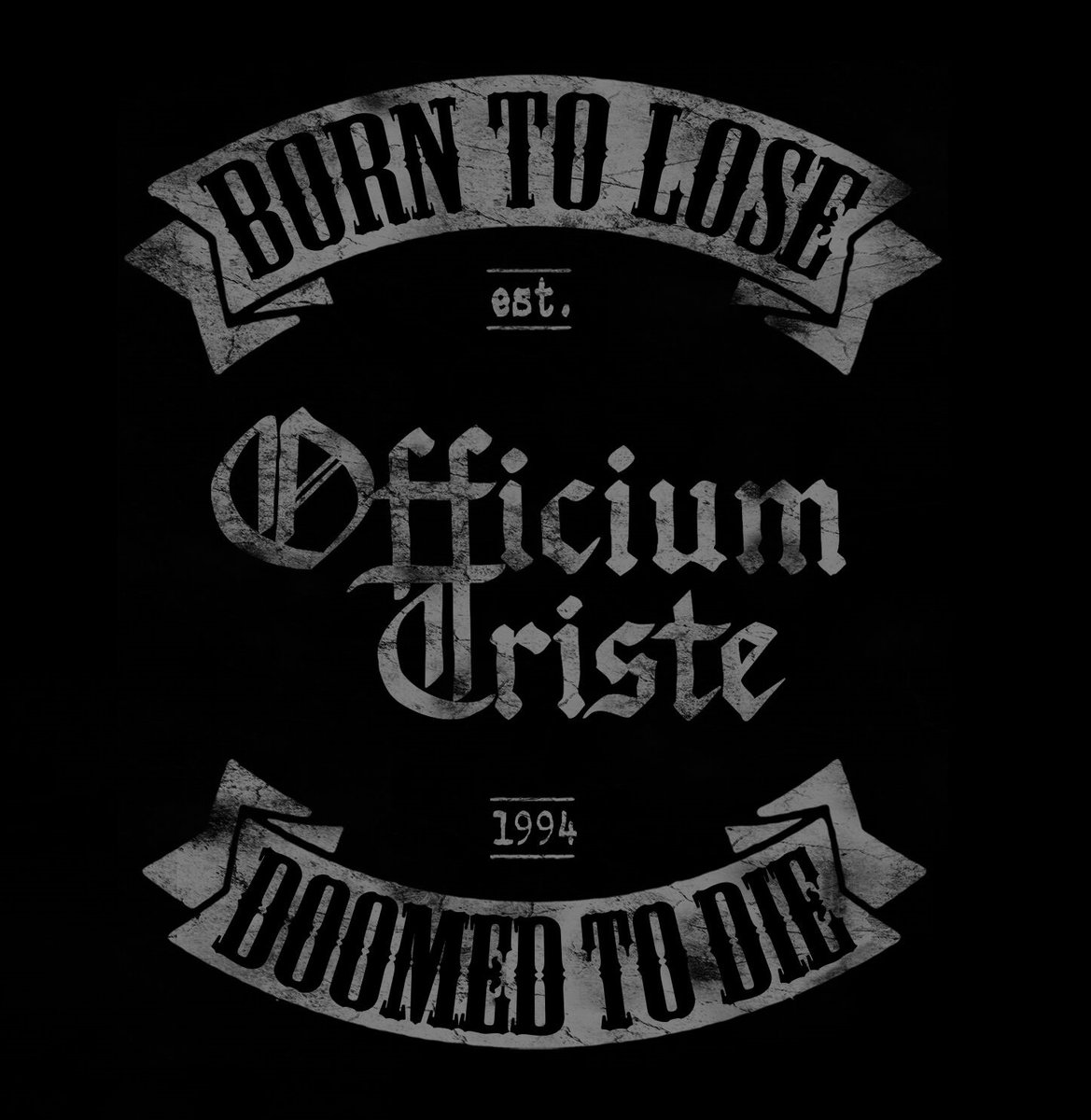 Officium Triste - Born to Lose, Doomed t
