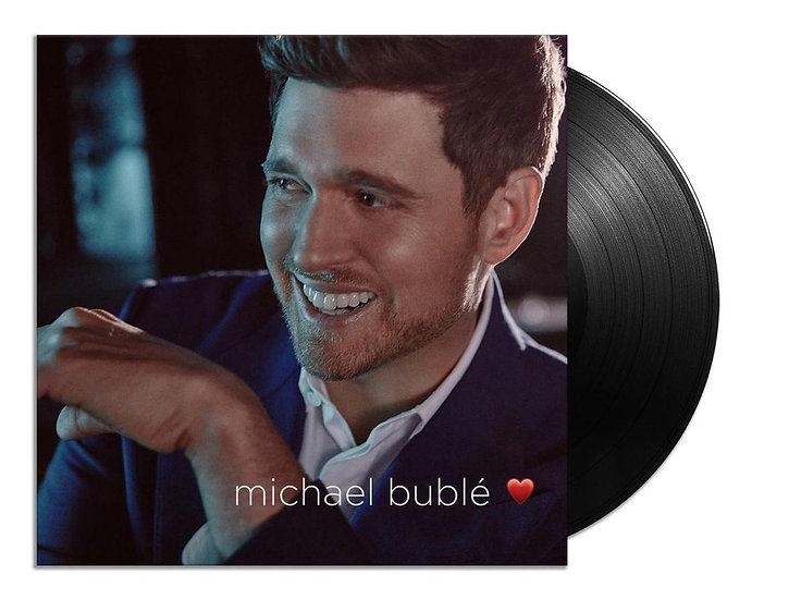 Michael Bulbé - Love (LP)