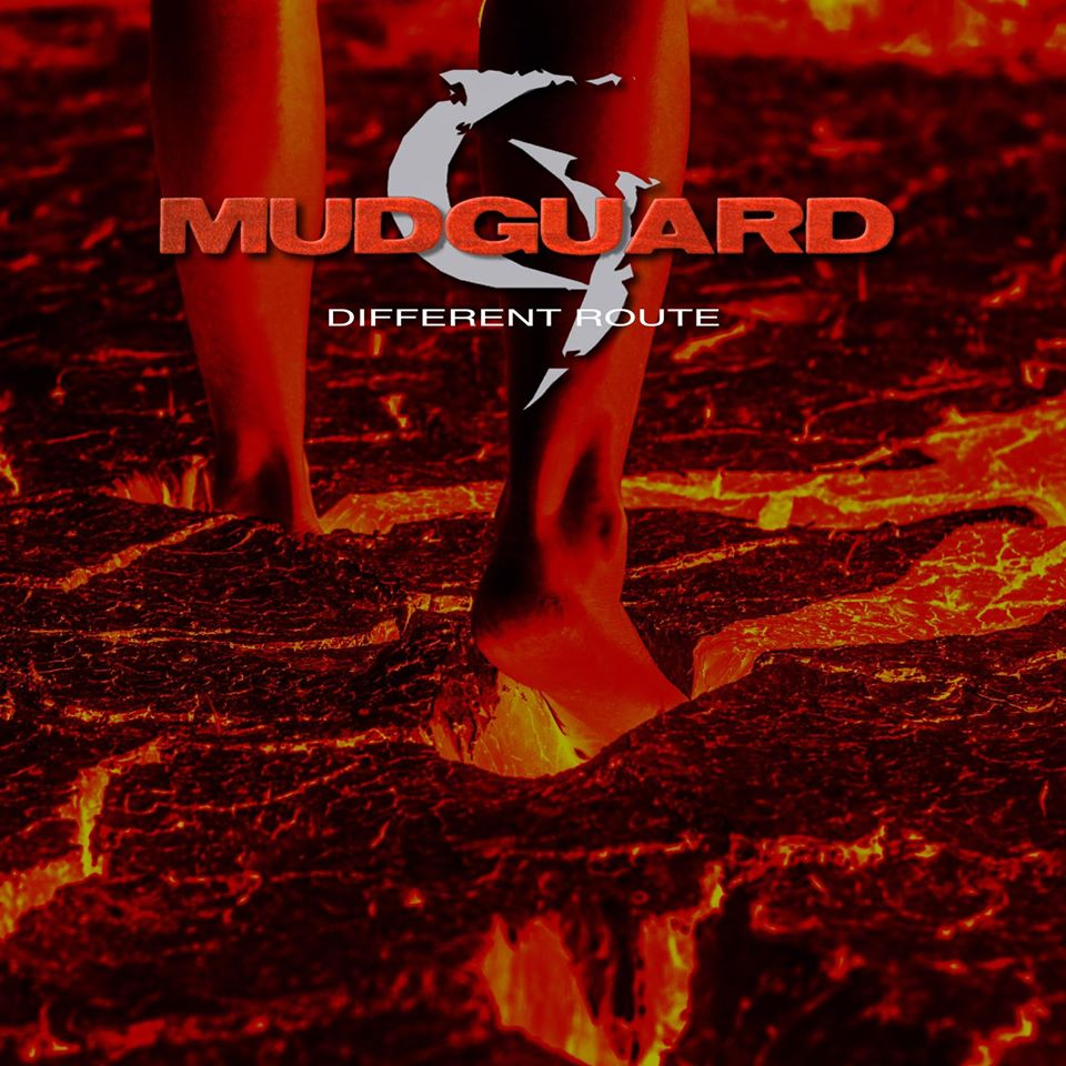Mudguard - Different Route