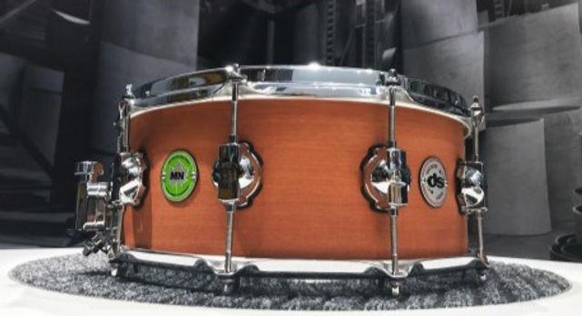 RCS Essentials - Mahogany 14x6.5 Snare Drum