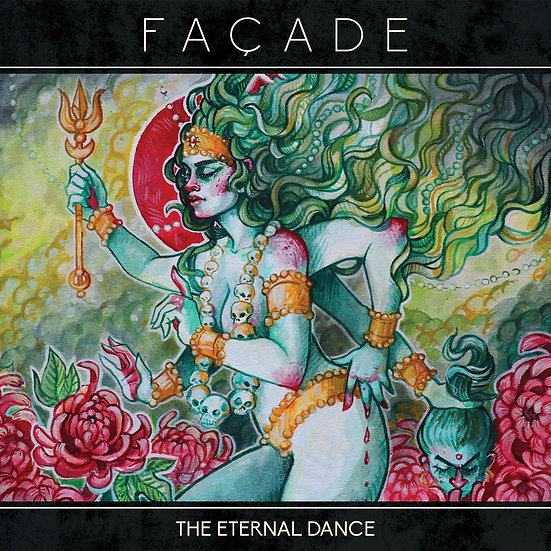 Façade - The Eternal Dark (LP)