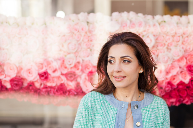 Personal Branding Mariam Flowers