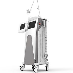 Co2 laser + Micro-needle RF system