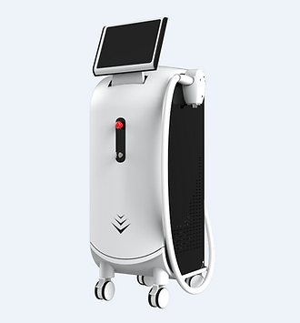 SHR IPL hair removal and skin rejuvenation machine