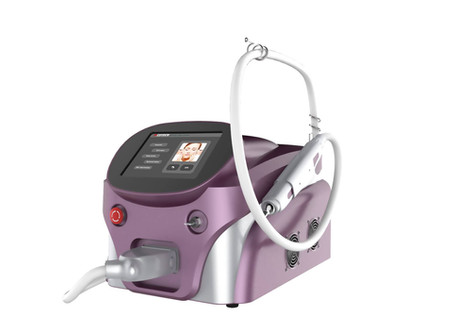 Portable Pico-second Nd: Yag laser machine
