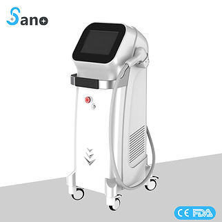 Diode Laser Hair Removal System