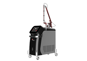 Pico second nd yag laser tattoo removal