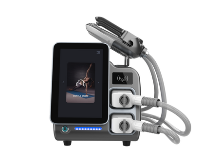New Portable EM-sculpt HIFEM Muscle building machine