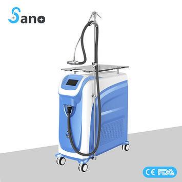 Air cooling skin cooler