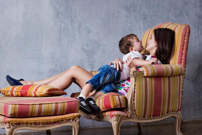5 способов сделать фотосессию с ребенком легкой и удачной