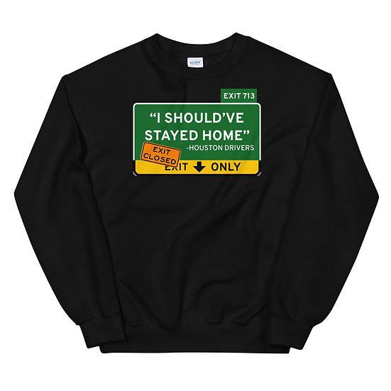 Houston Traffic Sweatshirt