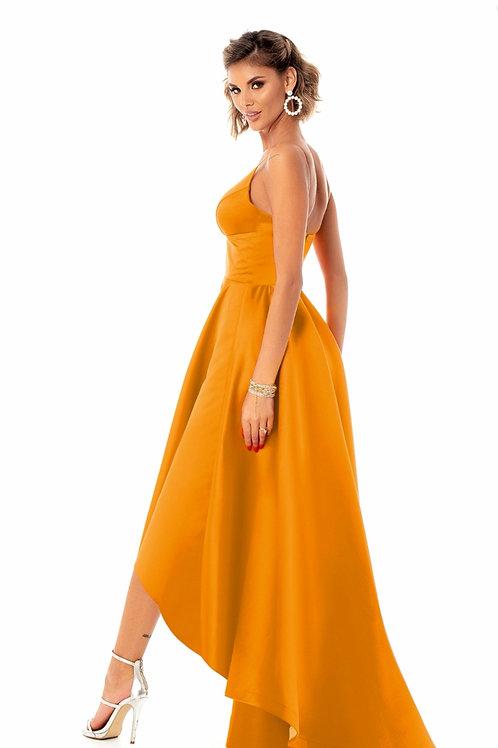 Long Dress - Royal Tafta