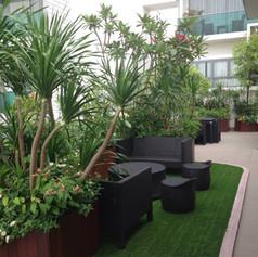 Shelford Suite Roof Garden