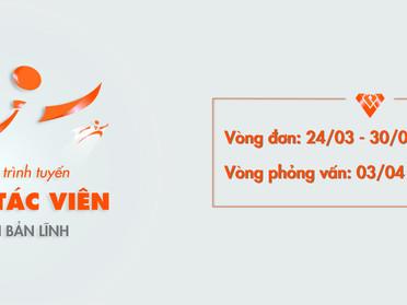 """THÔNG TIN CHI TIẾT VỀ CHƯƠNG TRÌNH TUYỂN CTV """"BIỆT ĐỘI BẢN LĨNH"""""""