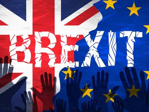 Brexit, o novo prazo para a saída do bloco é dia 31 de outubro de 2019.