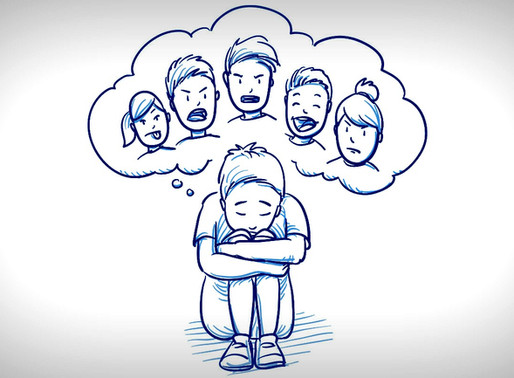Ansiedade: pressão na vida estudantil