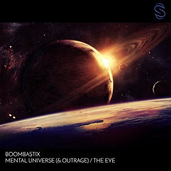 boombastix mental universe / the eye