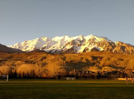 Day's End - Utah