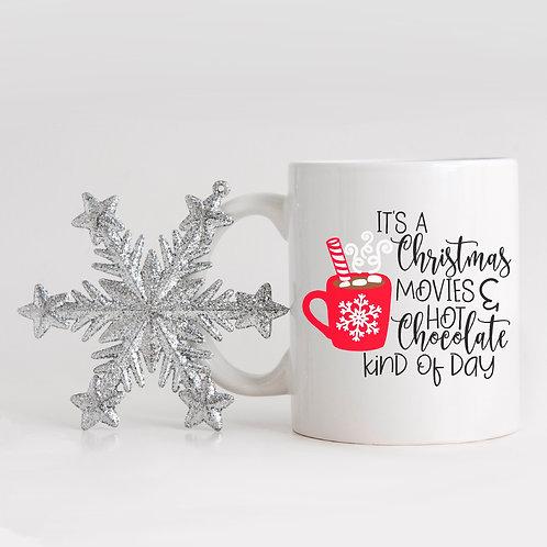 Christmas Movie's Mug