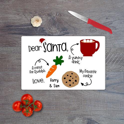 Santa's Platter