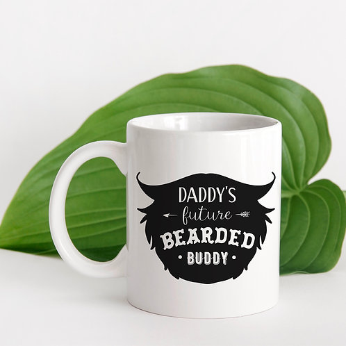 Daddy's future bearded buddy