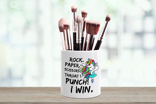 Rock , paper, scissors