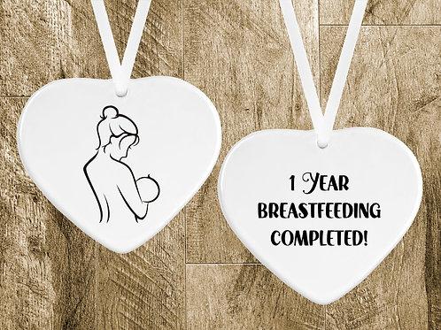 Breastfeeding Completed!