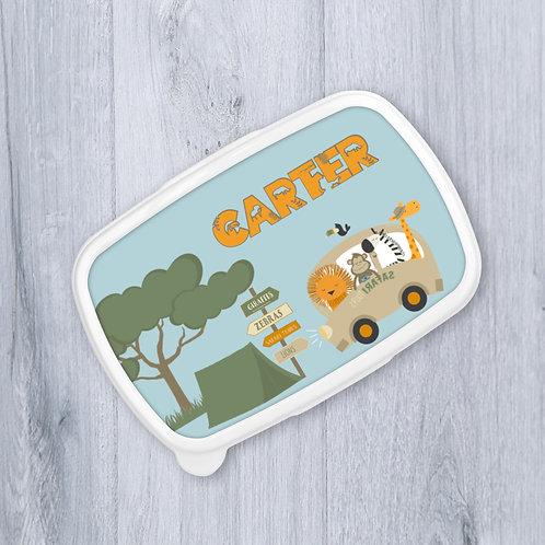 Safari Time Lunch Box