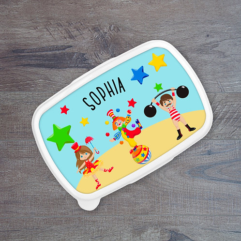 The Jugglers Lunch Box