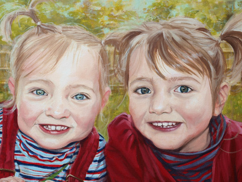 Commissioned oil on canvas, 66x92cm, 2011