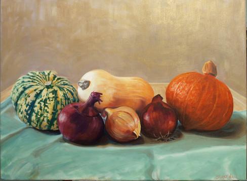 60x50cm, oil on canvas, 2011.
