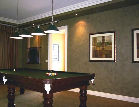 Private residence with Marisha Jackson Interiors 2009.