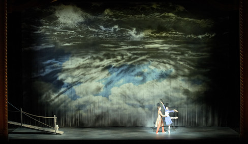 Royal Ballet's The Winters Tale
