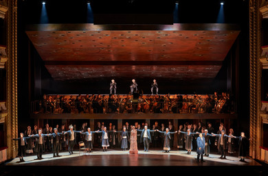ROH Orphée and Eurydice 2015