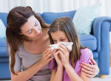 Mummy, is the coronavirus going to kill me?