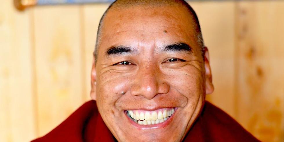 Meditation Retreat with Geshe Tharchin