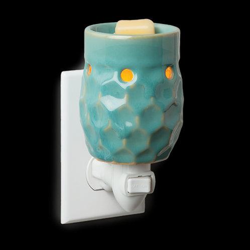 Turquoise Honeycomb Pluggable
